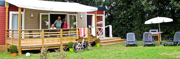 Camping Mobil-Home Les Sables d'Olonne