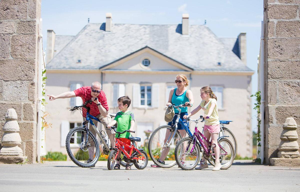 camping Castel 5 étoiles en Vendée
