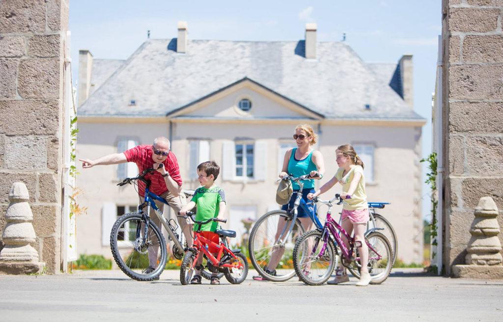 Direction le plus beau camping de Vendée