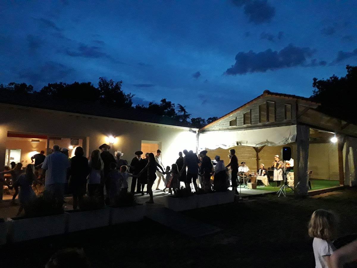 animations soirées camping Castel 5 étoiles en Vendée