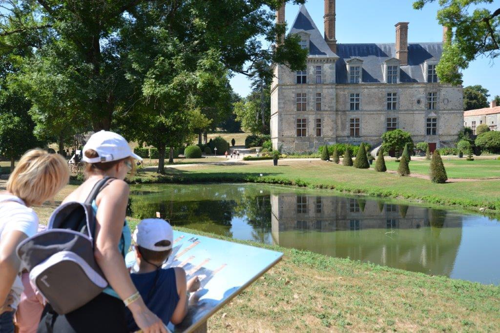 Château des aventuriers -Avrillé