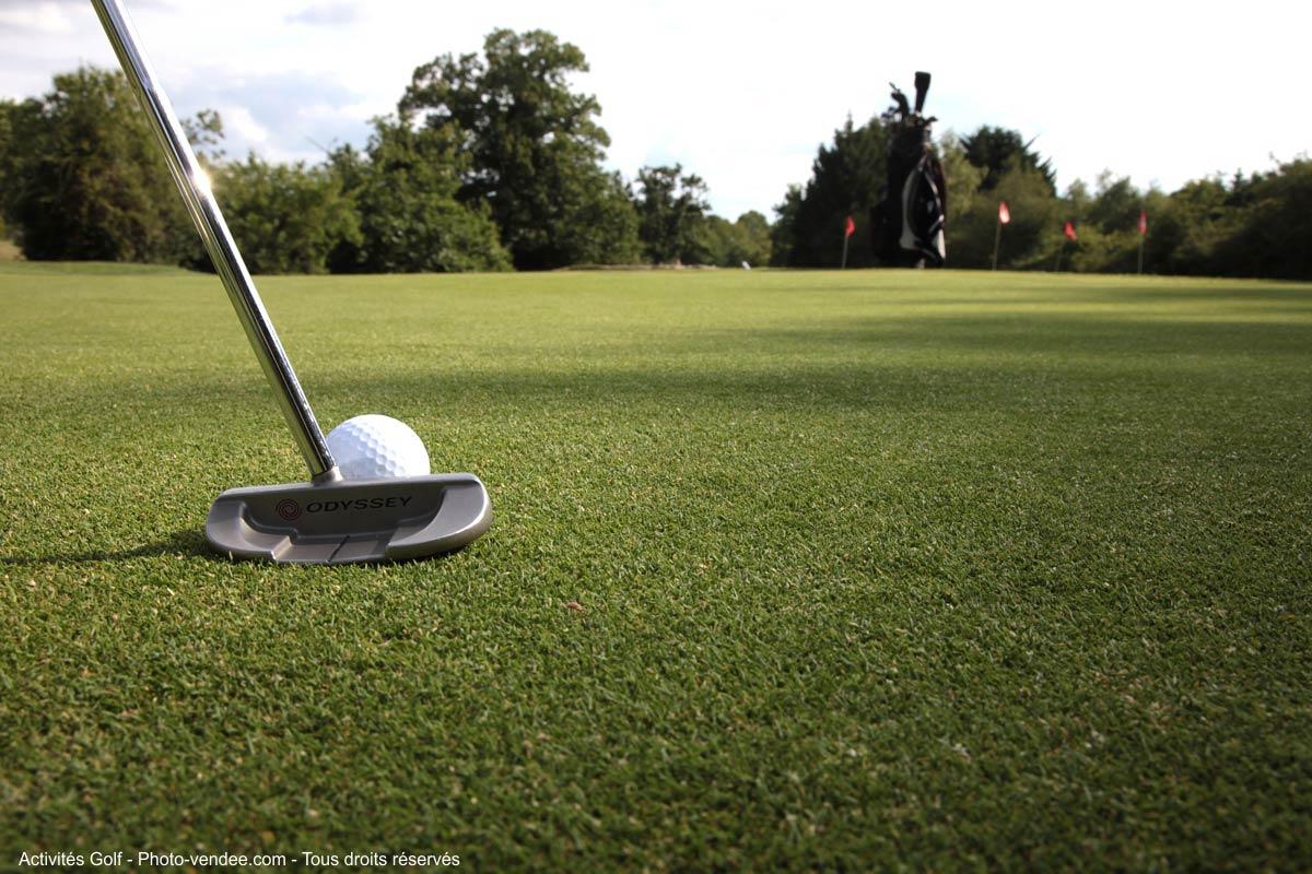golf des fontenelles vendée