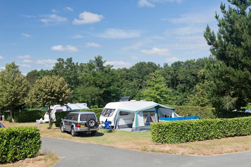 camping vendée - Emplacement Classique