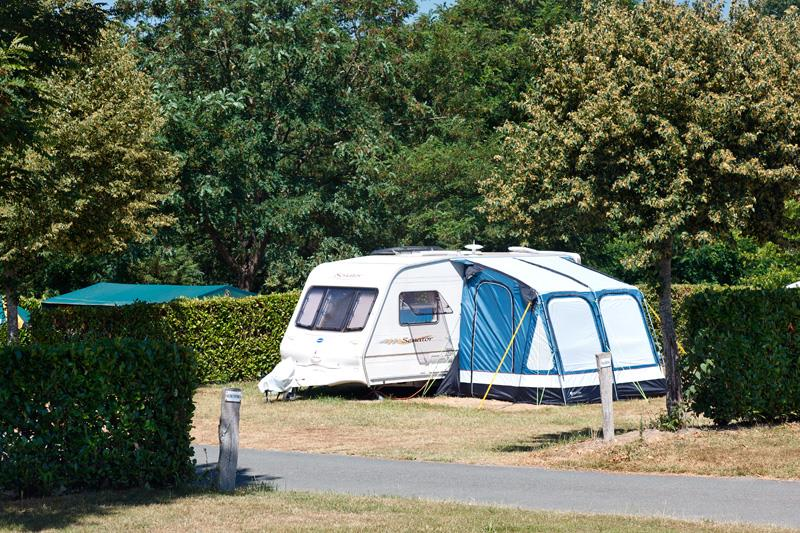camping avec Emplacement Classique