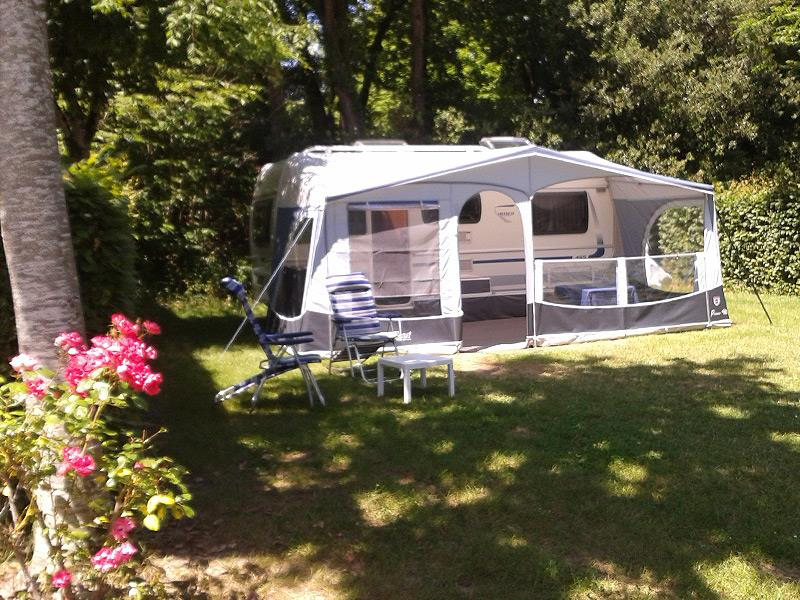 Emplacement Grand Confort camping
