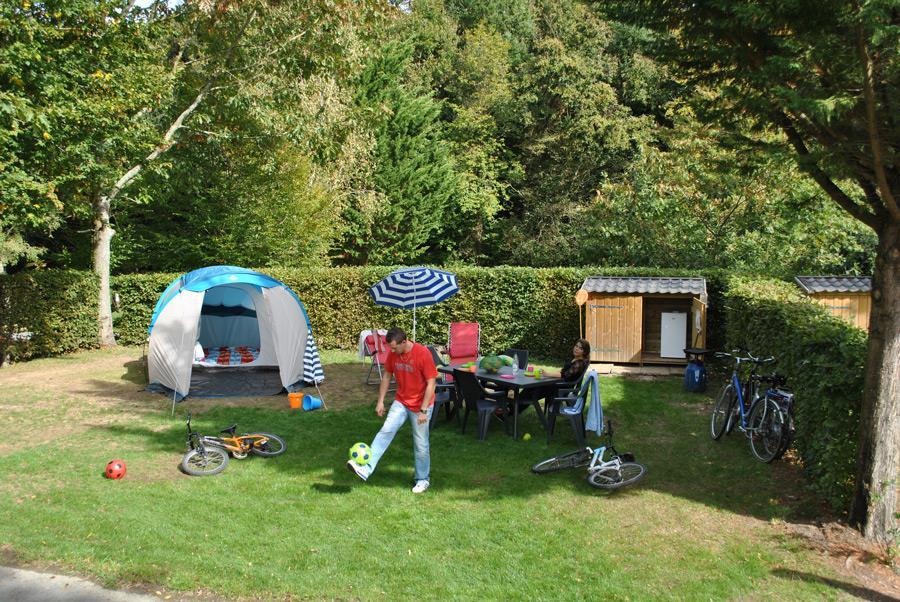 Emplacement Premium pour tente 2