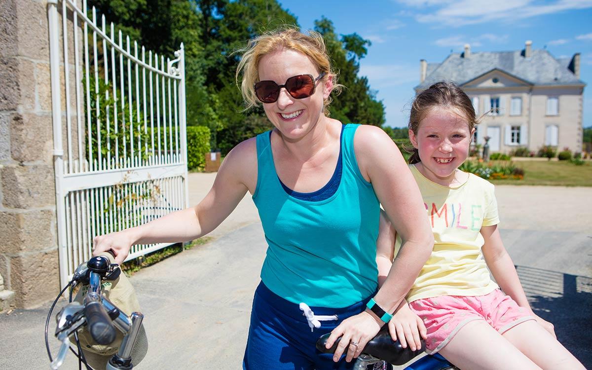 accueil enfants camping Castel 5 étoiles en Vendée