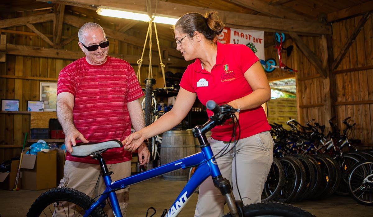 location de vélo et réparation vendée