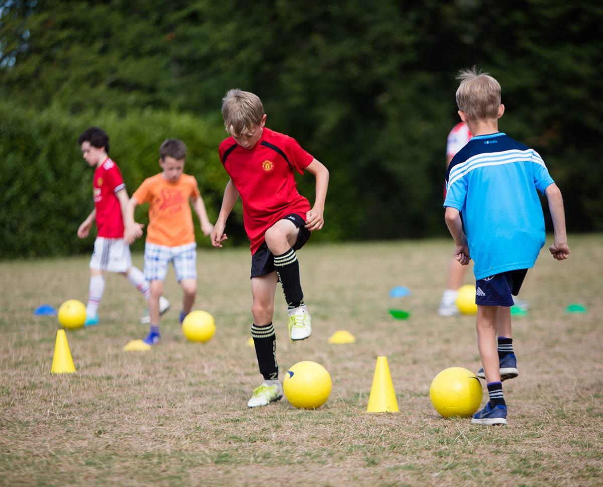 jeux enfants camping Castel 5 étoiles en Vendée