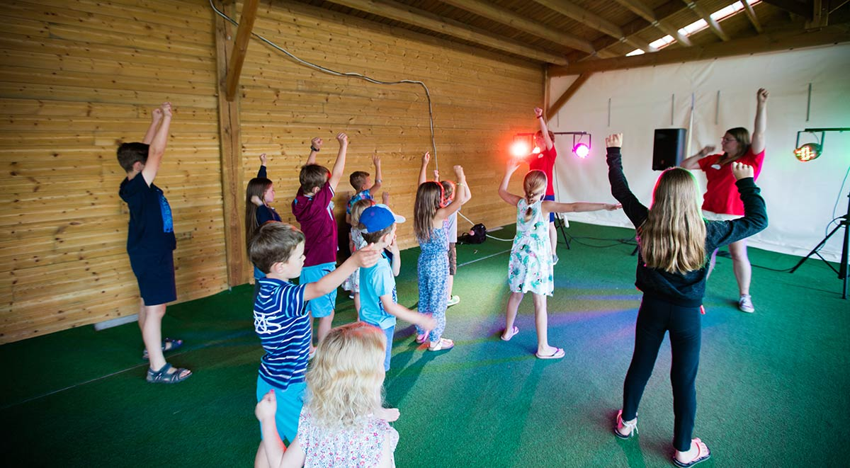 sports camping Castel 5 étoiles en Vendée
