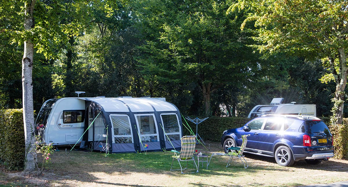 emplacements camping Castel 5 étoiles en Vendée