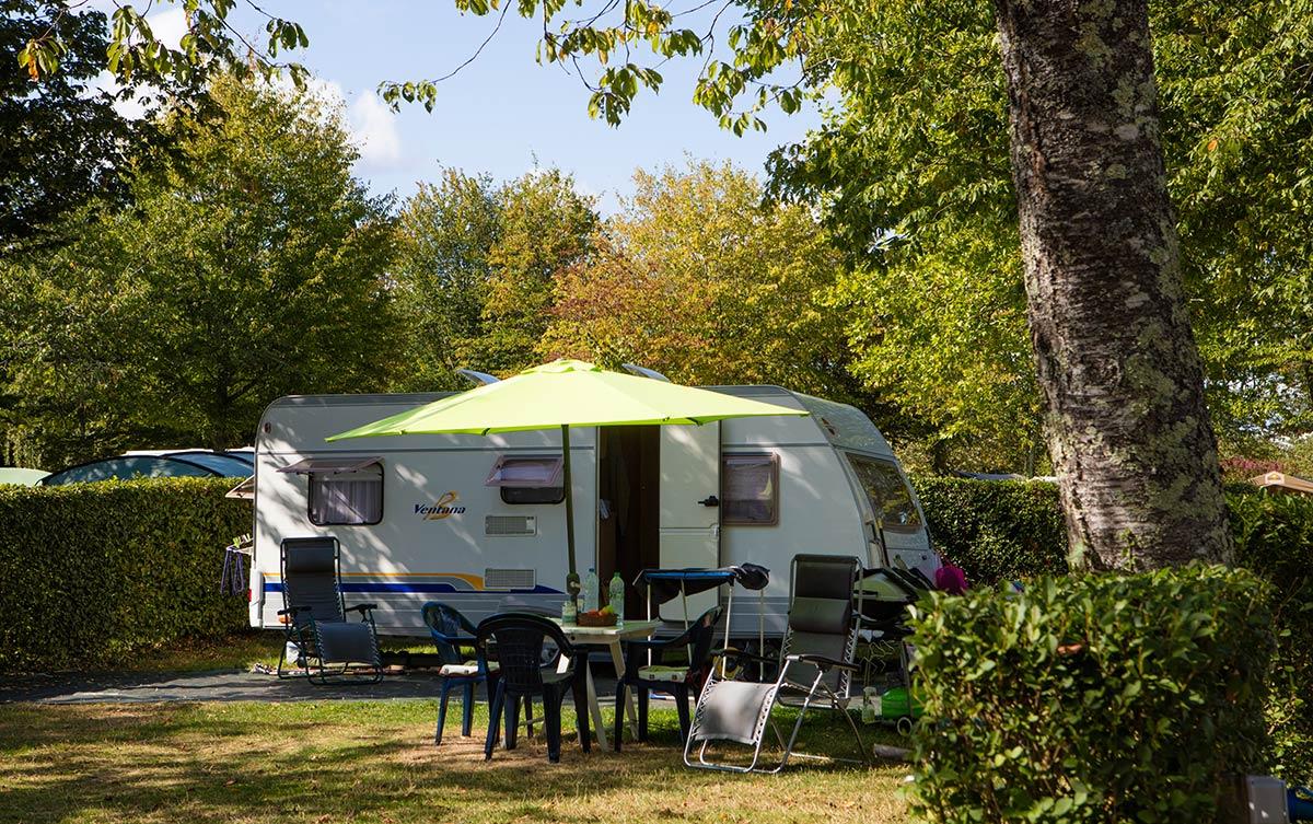emplacement camping-car camping Castel 5 étoiles en Vendée
