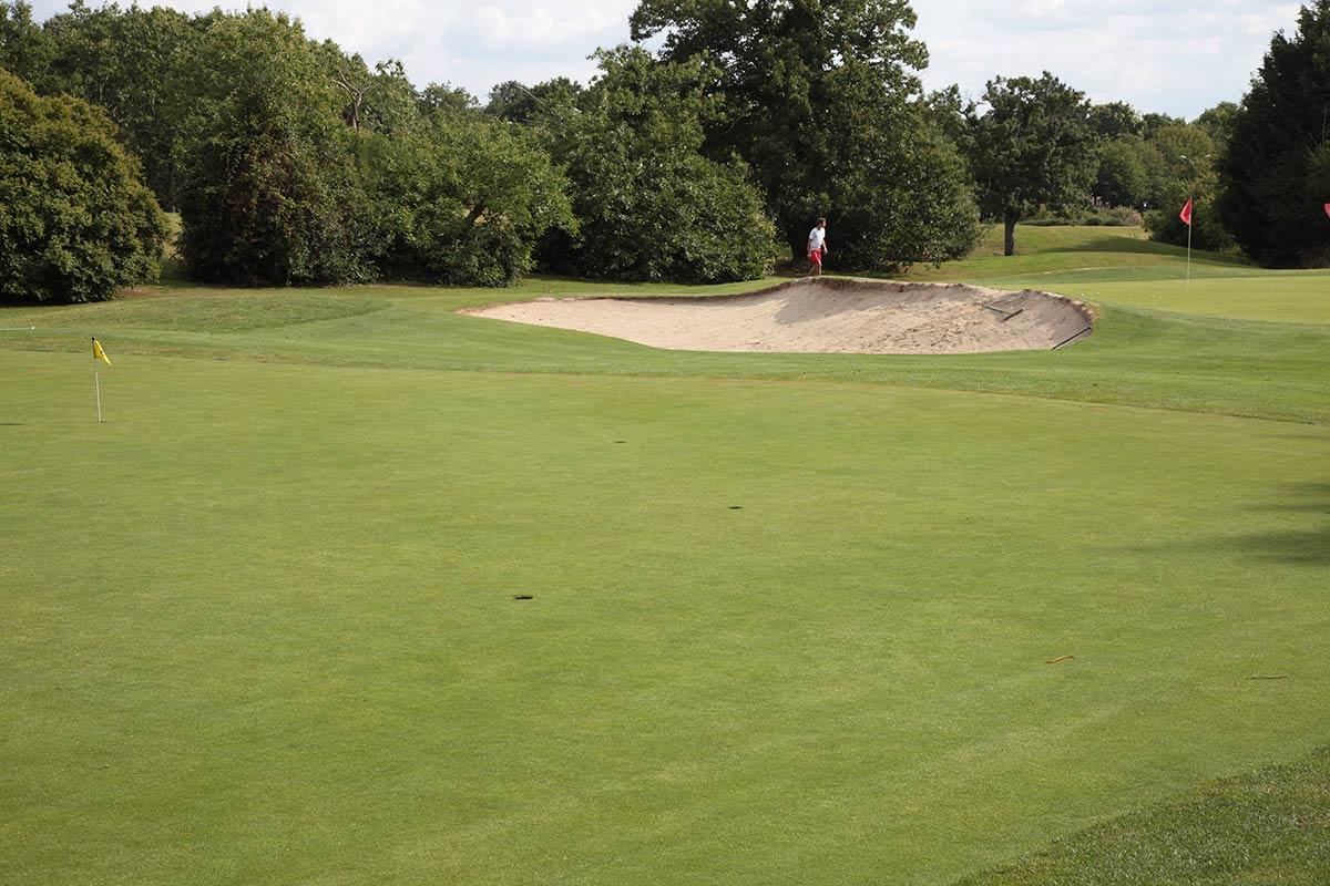 golf proche camping Castel 5 étoiles en Vendée