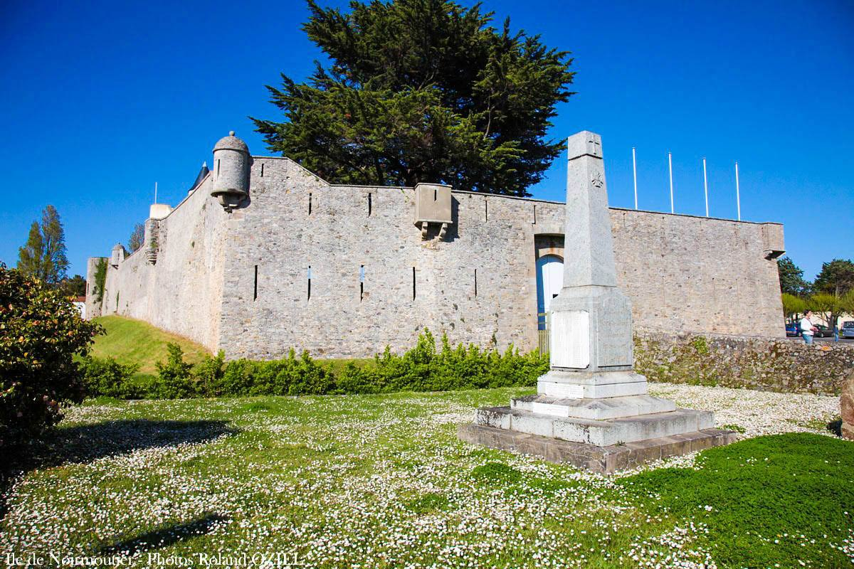 vieux chateau de noirmoutier