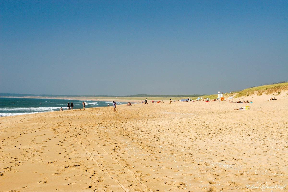 autre vue de plages de vendée
