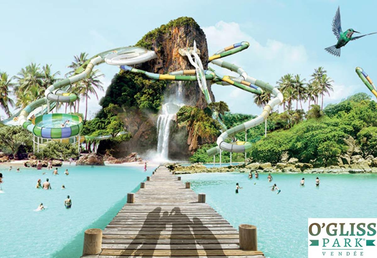 O Gliss park affiche