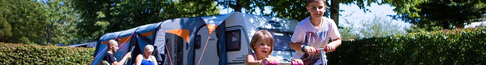 les emplacements de camping car