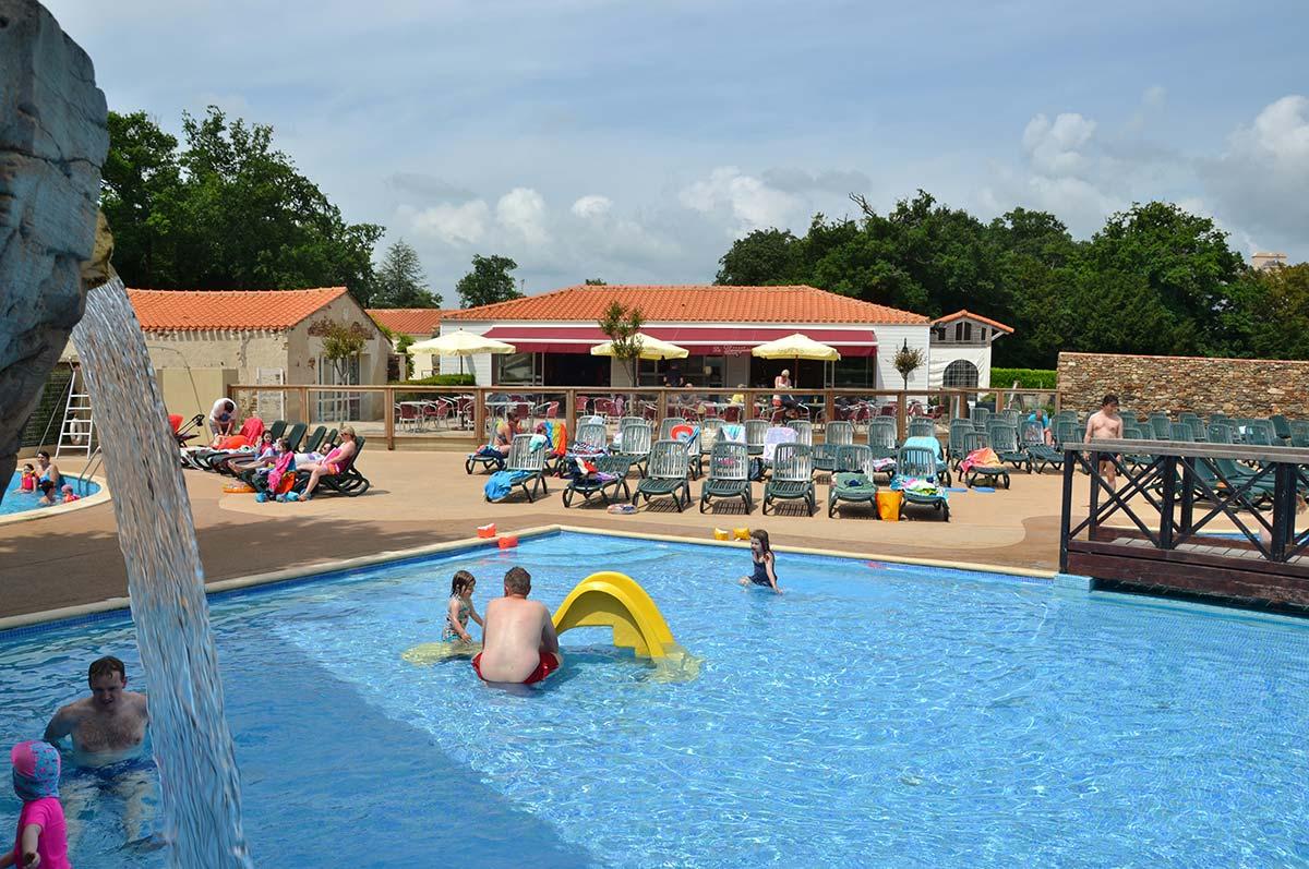 piscine du camping 2