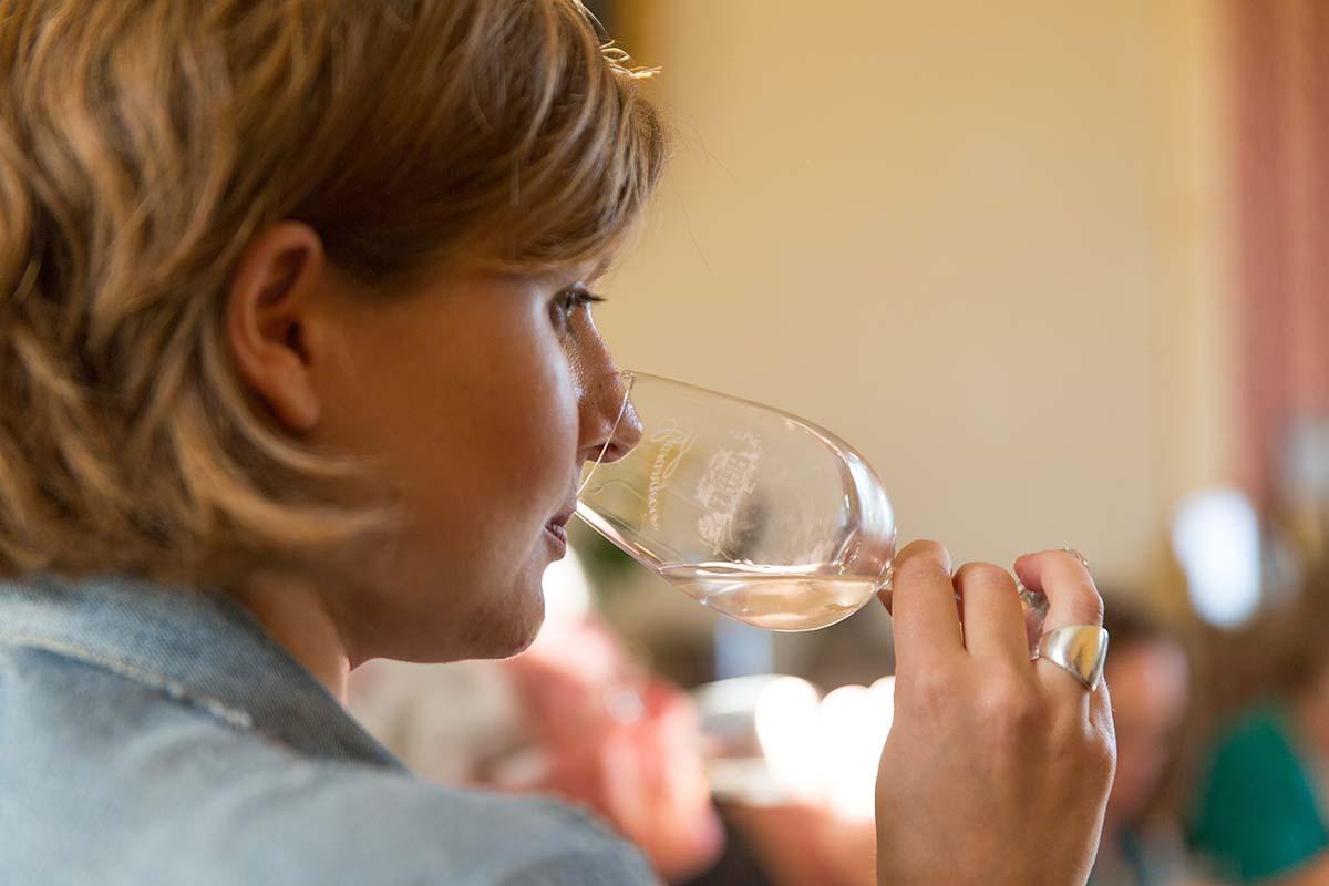 dégustation vin Garangeoire