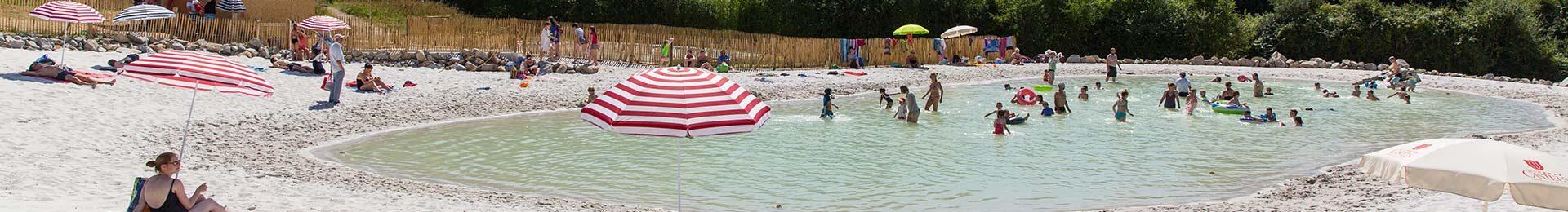 lagon naturel camping la garangeoire