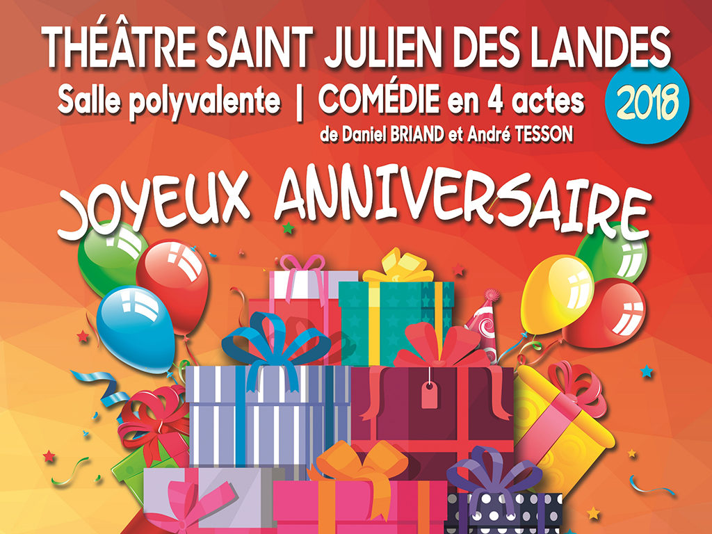 Theatre Comedie Joyeux Anniversaire Camping Castel 5 Etoiles La