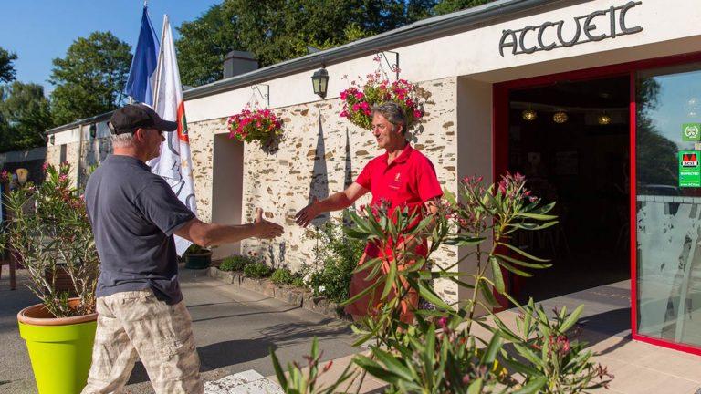 camping club en Vendée