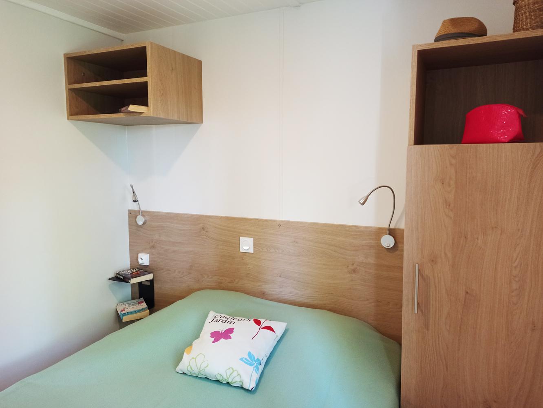 chambre chalet camping 5 étoiles Vendée La Garangeoire